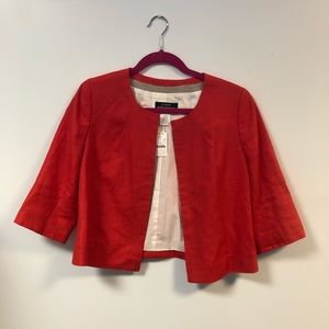 J. Crew Baird McNutt Linen Jacket - NEW WITH TAGS!